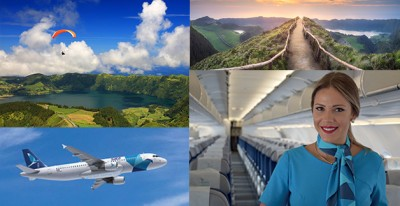 Welcome to SATA Azores Airlines