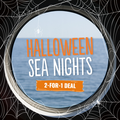 "Bahamas Paradise Cruise Line takes Spooky Season to the seas with ""Halloween Sea Nights"" Bogo Offer"