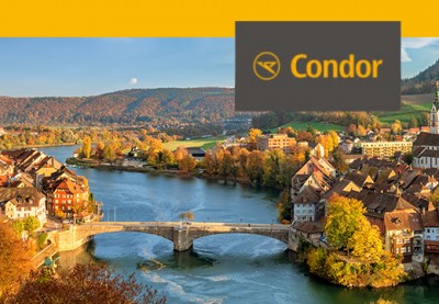 Condor - Fall for Europe Promotion