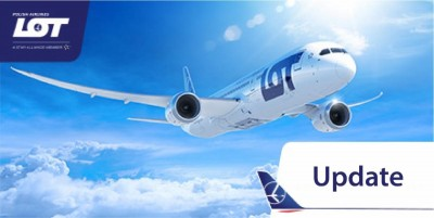 LOT Polish Airlines News Update: