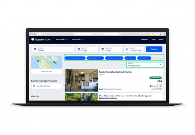 Expedia TAAP: We offer more than just hotels