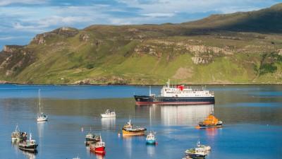 Hebridean Island Cruises - April Cruise Logs!