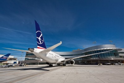LOT Polish Airlines- Fly from Warsaw to London City!